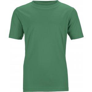 Dětské funkční triko JAMES NICHOLSON JN358K GREEN