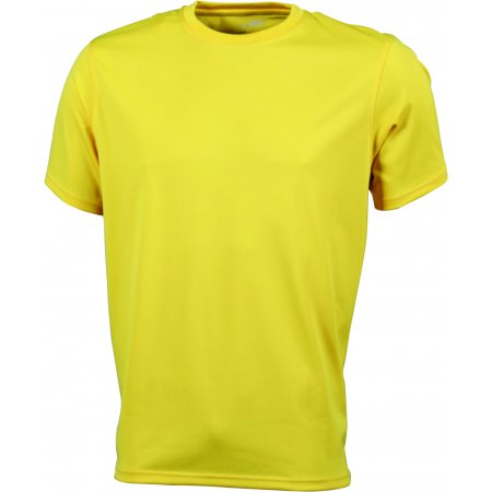 Pánské funkční triko JAMES NICHOLSON JN358 YELLOW