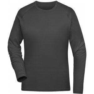 Dámské funkční triko s dlouhým rukávem JAMES NICHOLSON JN521 TITAN