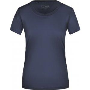 Dámské funkční triko JAMES NICHOLSON JN357 NAVY