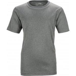 Dětské funkční triko JAMES NICHOLSON JN358K DARK MELANGE