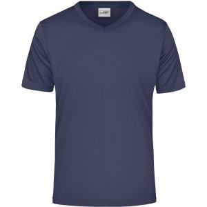 Pánské funkční triko JAMES NICHOLSON JN736 NAVY