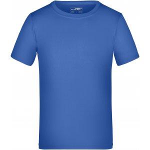 Dětské funkční triko JAMES NICHOLSON JN358K ROYAL