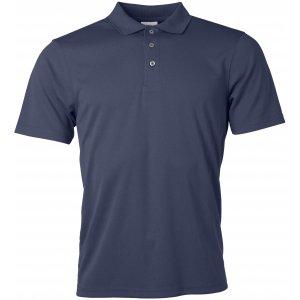 Pánské triko s límečkem funkční classic JAMES NICHOLSON JN720 NAVY
