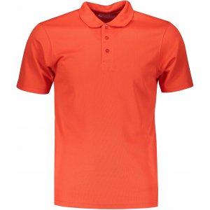 Pánské triko s límečkem funkční classic JAMES NICHOLSON JN720 GRENADINE