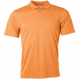 Pánské triko s límečkem funkční classic JAMES NICHOLSON JN720 ORANGE