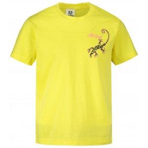 Dětské triko ALTISPORT ALK092138 CITRÓNOVÁ