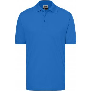Pánské triko s límečkem premium JAMES NICHOLSON JN070 ROYAL