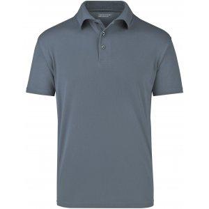 Pánské triko s límečkem funkční cooldry JAMES NICHOLSON JN024 CARBON