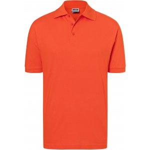 Pánské triko s límečkem premium JAMES NICHOLSON JN070 GRENADINE