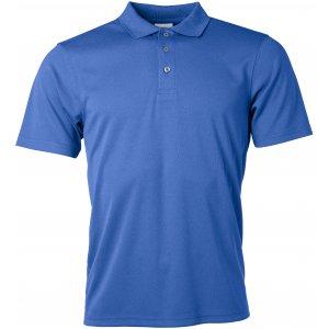 Pánské triko s límečkem funkční classic JAMES NICHOLSON JN720 ROYAL
