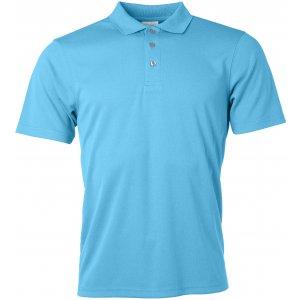Pánské triko s límečkem funkční classic JAMES NICHOLSON JN720 TURQUOISE