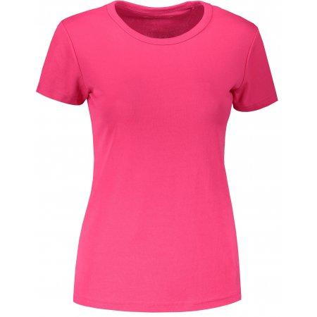 Dámské funkční triko ALPINE PRO TMOBA 3 LTSL42 RŮŽOVÁ