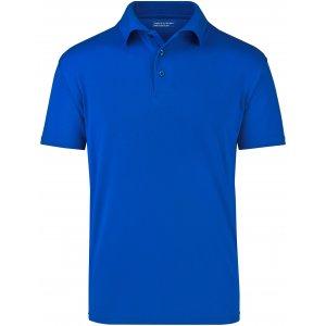 Pánské triko s límečkem funkční cooldry JAMES NICHOLSON JN024 ROYAL