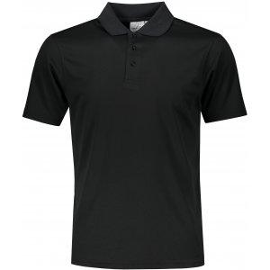 Pánské triko s límečkem funkční classic JAMES NICHOLSON JN720 BLACK