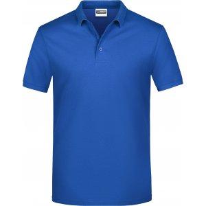 Pánské triko s límečkem classic JAMES NICHOLSON JN792 ROYAL