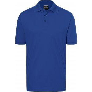 Pánské triko s límečkem premium JAMES NICHOLSON JN070 DARK ROYAL