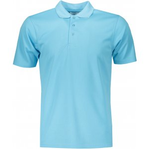 Pánské triko s límečkem funkční classic JAMES NICHOLSON JN720 PACIFIC