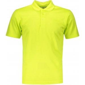 Pánské triko s límečkem funkční classic JAMES NICHOLSON JN720 ACID YELLOW