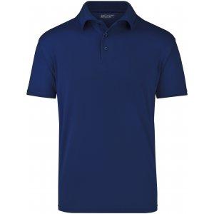 Pánské triko s límečkem funkční cooldry JAMES NICHOLSON JN024 NAVY