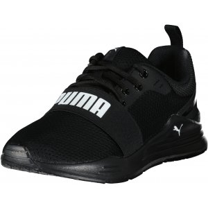 Pánské boty PUMA WIRED RUN 373015-01 ČERNÁ