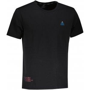 Pánské triko PEAK ROUND NECK T SHIRT FW612283 BLACK