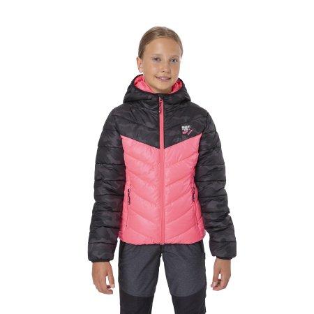 Dívčí bunda SAM 73  TERRI GB 535 RŮŽOVÁ NEON