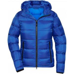 Dámská premium bunda JAMES NICHOLSON JN1167 ELECTRIC BLUE/NAUTIC