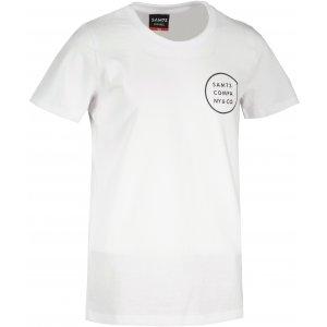 Chlapecké triko s krátkým rukávem SAM 73  BLAIR BT 551 BÍLÁ