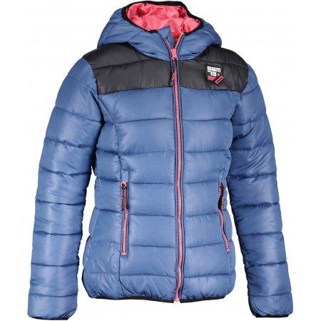 Dívčí zimní bunda SAM 73  ELOISE GB 539 MODRÁ