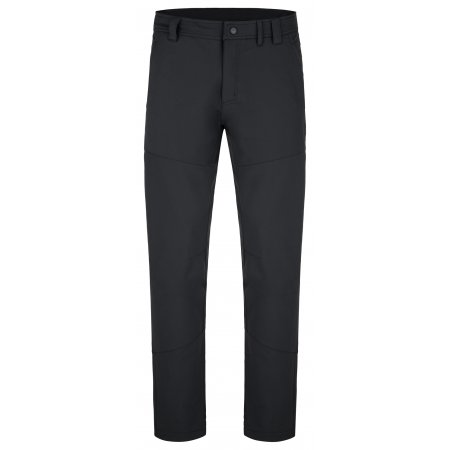 Pánské softshellové kalhoty LOAP URBINO ČERNÁ